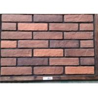 Wholesale Thin Decorative Faux Wall Brick , Ceramic Faux Brick Panels Outdoor from china suppliers
