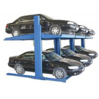 Wholesale For Sale! Two Columns Car Parking System 2 Level Parking Lift 2 Vehicles Parking Stackers from china suppliers