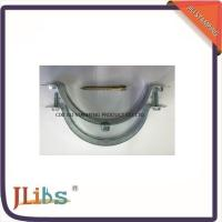 Wholesale Professional M8 Galvanized Pipe Clamps With Multicolor Pleated from china suppliers