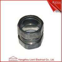 Wholesale EMT Compression Coupling EMT Conduit Fittings Zinc Die Casting UL Listed Zamak from china suppliers