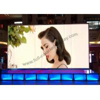Wholesale P5 Noiselss Front Service Led Display Screen With Linsn Or Nova Soft Ware from china suppliers