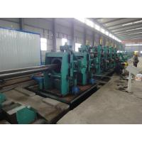 Wholesale Rectangular Pipe Welding Machine API Steel With Burr Remove Uncoiler from china suppliers