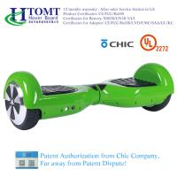 Wholesale Self Balance Scooter Hoverboard 2 Wheel Hoverboard Ul2272 Black Red with Chic License from china suppliers