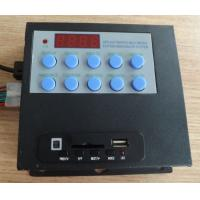 Wholesale High Precision GPS Bus Announcement System Multi Media Player from china suppliers