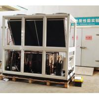 Quality 30kw Air Source Heating And Cooling Heat Pump R407C Refrigerant , High Level Of Protection for sale
