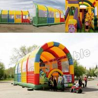 Wholesale Giant Animal Children Inflatable Amusement Park With CE Certification from china suppliers
