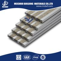 Buy cheap Aluminum anti-skid stair nose step ceramic tile non slip from wholesalers