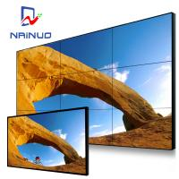 Wholesale NENO Seamless LCD Video Wall Multi Screen With Standing Bracket 800CD/M2 from china suppliers