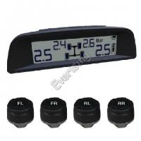 Wholesale Car Solar TPMS Tool with 4 Tyre Sensors Air Pressure Tires from china suppliers