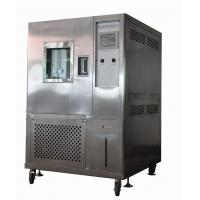 Wholesale 80L Friendly safety Temperature Humidity Environmental Test Chamber -70℃ from china suppliers