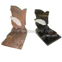 Buy cheap Granite marble tombstone,monument HBm-6122 from wholesalers