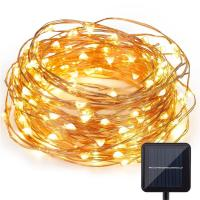 Quality RGB 10m 100 LED Copper Wire, LED String Fairy Lights Lamp for Decoration for sale