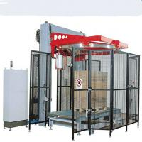 China China factory price economic pet pallet wrapping machine on sale