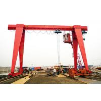 Wholesale 10 Ton Electric Hoist Large Single Beam Gantry Crane A Frame Gantry Crane from china suppliers