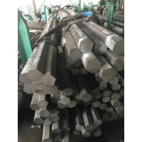 Wholesale 40 X 40 Cr Hexagonal Steel Bar /  Rod ,  Solid Square Steel Bar For Construction from china suppliers