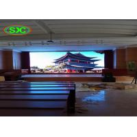 Buy cheap High Brightness p4 1r1g1b Indoor Led Video Facade Display Board 1/16 Scaning from wholesalers