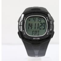 Wholesale Water Resistant Sport Wrist Watches 3 ATM Calorie Counter Heart Rate Monitor from china suppliers