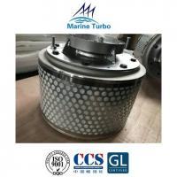 Wholesale T-TCR12 Marine Turbocharger Parts / Silencer for marine diesel, Biofuel And Gas Engines from china suppliers