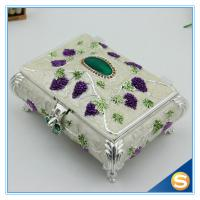 Wholesale High Quality Packaging Box,Jewelry Packaging Box,Metal Jewelery Packaging Box from china suppliers