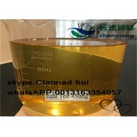 Wholesale Yellow Anabolic Mixed Injectable Anabolic Steroids Equi Test 450 Liquid Oil from china suppliers