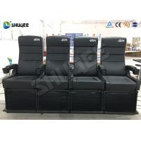 Wholesale 2DOF 4D Cinema Equipment For Update 3D Theater 50-150 Seats To Attract More People from china suppliers
