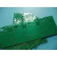 Wholesale 3Oz Heavy Copper PCB 1.6mm Thick / FR -4 Tg135 green pcb board HASL from china suppliers