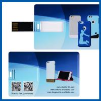 Wholesale Credit Card Bank Card Shape USB Flash Drive Card Drive Memory Stick Pendrive 32g from china suppliers