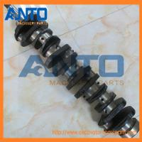 Wholesale Original Excavator Engine Parts Forged Steel Crankshaft For MITSUBISHI S6K S6KT 34320-00010 5I7671 from china suppliers