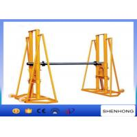 Wholesale Lightweight Hydraulic Cable Jack Stand 3200Mm - 3600Mm Reel Diameter from china suppliers