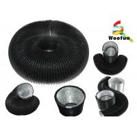 Wholesale Double Layer Flexible Round Duct PVC Aluminum For Ventilation System from china suppliers