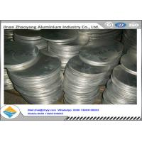 Wholesale Anti - Corrosion Aluminum Disk 0.4 0.5 0.8 5.0mm Thickness For Pots / Pans from china suppliers