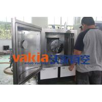 Wholesale Magnetron Sputtering Hub Vacuum Coating Machine / Hub Chrome Coater from china suppliers