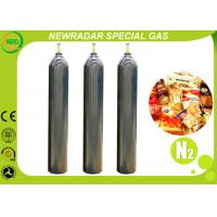Wholesale CAS 7727-37-9 Pure Nitrogen Gas / Nitrogen N2 Gas As A Modified from china suppliers