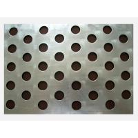 Wholesale Long Round Perforated Metal Sheet 1,Stainless Steel Perforated Metal Sheet from china suppliers