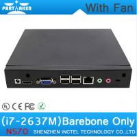 Wholesale Intel Core I7 MINI PC with Intel CORE i7-2637M from china suppliers