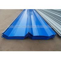 Wholesale Corrosion Resistant Prepainted Steel Corrugated Roofing Sheets Long Life Span from china suppliers