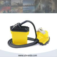 Buy cheap 3W Brightness lamparas de caceria with 25000lux 15hrs Running Time, waterproof headlights from wholesalers