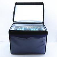 Low temperature vacuum insulated cold chain vaccine blood transport cooler box 205L