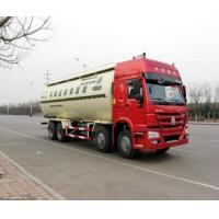 Wholesale 37 Cubic Meters Petrol Tank Truck With Low Density Bulk Powder Goods Tanker from china suppliers