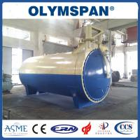 Wholesale Brick industry Laminated Glass Autoclave Aerated Concrete / Autoclave Machine Φ2m from china suppliers