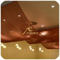 Wholesale Aluminum Chain Link Curtain for hanging ceiling partition from china suppliers