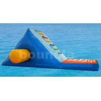 Wholesale Colorful Children Inflatable Water Whoosh Slide With Reinforced Baffles from china suppliers