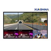 Wholesale Security 47 inch Narrow Bezel Video Wall for Transportation Center from china suppliers