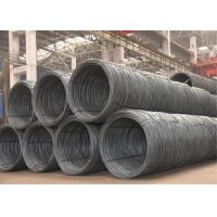 Wholesale China Steel Wire Rods Q195/Q235/SAE 1006/SAE 1008 5.5mm 6.5mm 8-14mm for Construction from china suppliers
