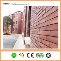 Wholesale 240*60mm  Eco-Friendly  Facing Brick Faux Brick Interior Wall Covering from china suppliers