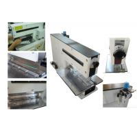 Wholesale Automatic Pcb Depaneling Machine For Metal Board Cutting, Motorized Linear Blade Pcb Depanelizer from china suppliers