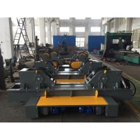 Wholesale Gray Painting  Fit-up  Conventional Welding Rotator Vessel Diameter 700mm - 5000mm WIth 2×2.2Kw from china suppliers