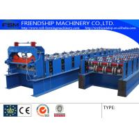 Wholesale YX51-240-720 Type Metal Deck Roll Forming Machine Uesd 1.0-1.5mm Thickness PPGI from china suppliers