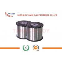 Wholesale 0.08mm N200 N201 Pure Nickel Strip Wire For Electronic Industry / Chemical Treatment from china suppliers