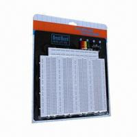 Wholesale 3260PTS Solderless Breadboard/Protoboard with 4 Binding Posts and Back Plate  from china suppliers